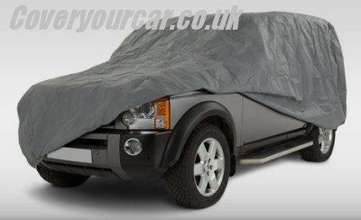 Range Rover Discovery Stormforce Car Cover