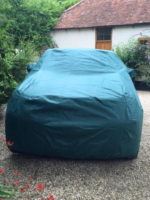 Range Rover Sport Custom Car Cover
