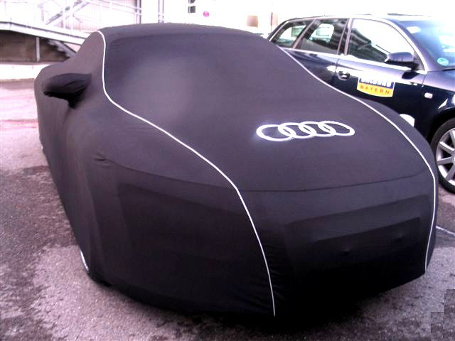 Audi R8 Softech LIGHT Indoor Custom Car Cover