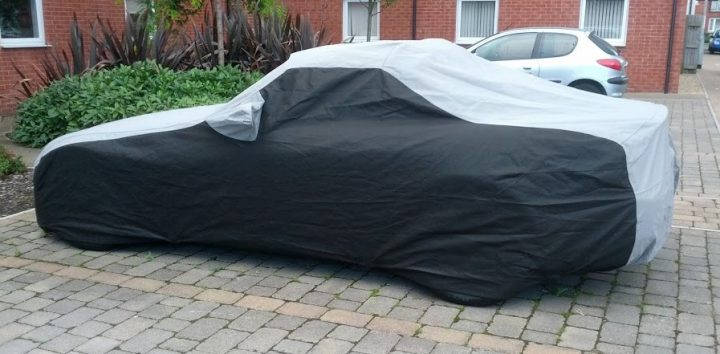 Honda S2000 Cielo Car Cover