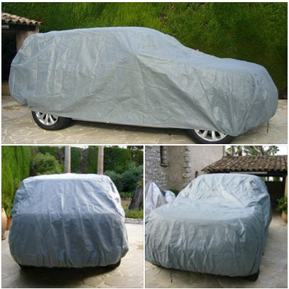 Alfa Romeo Stelvio Stormforce Car Cover