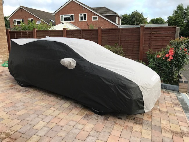 Outdoor Car Cover for Subaru Impreza WRX