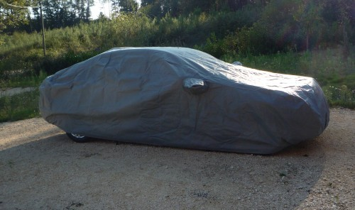 Rover Stormforce Car Cover for Outdoor Use by Coveryourcar