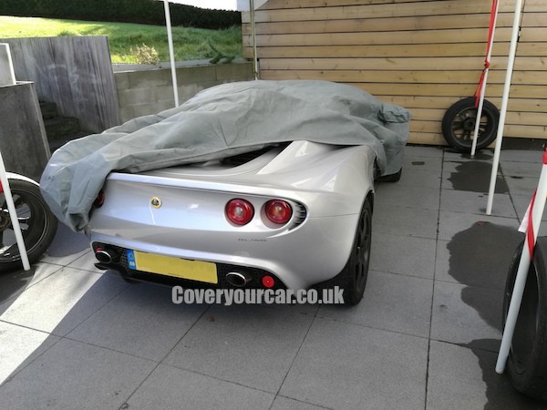 Stormforce Outdoor Car Cover for Lotus Elise