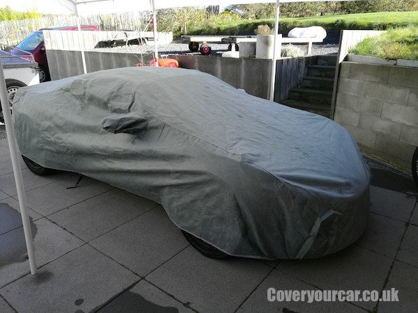 Lotus Elise Car Cover by Coveryourcar.co.uk