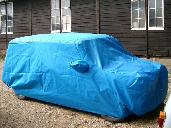 Mini Estate Sahara Car Cover