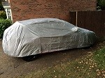 Ford Focus Mk1 / Mk2 / Mk3 / MK4 Voyager Car Cover for frequent outdoor use.