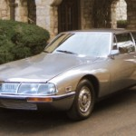 Citroen SM 'MONSOON' Outdoor Car Cover (STORMFORCE Upgrade Available)