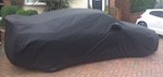 Nissan GT-R Cielo 2 Tone Outdoor Luxury Cover - Totally Bespoke, Fully Fitted