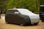 Any Range Rover Cielo 2 Tone Outdoor Bespoke Car Cover  - Fully Fitted, made to order