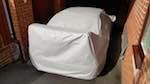 Mitsubishi Lancer EVO I - X  Cielo Two Tone Outdoor Bespoke Car Cover