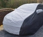 CIELO 2 Tone Peugeot 1007 Outdoor Luxury Cover - Totally Bespoke, Fully Fitted, made to order