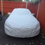 Fiat 124 Spider (2016 on ) ADVAN-TEX Waterproof & Breathable Outdoor Bespoke Car Cover  - Fully Fitted, made to order.