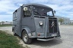 VOYAGER Lightweight Citroen H Van Waterproof individually Custom Made to order outdoor cover.