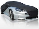 Aston Martin DB9 Coupe / Volante SOFTECH LIGHT Luxury Indoor Black Cover - Soft, Stretch, Fully Fitted