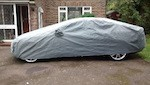 Jaguar XE  'STORMFORCE' 4 Layer Luxury Fitted Outdoor Car Cover