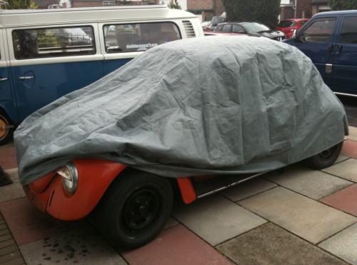 vw klassisch beetle accessoire tailliert f r drau en auto. Black Bedroom Furniture Sets. Home Design Ideas