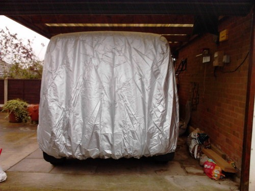 Fiat Doblo Car Cover from Coveryourcar.co.uk
